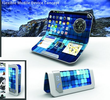 Android Phone Flexible