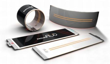 Fluid Philips mobile flexible