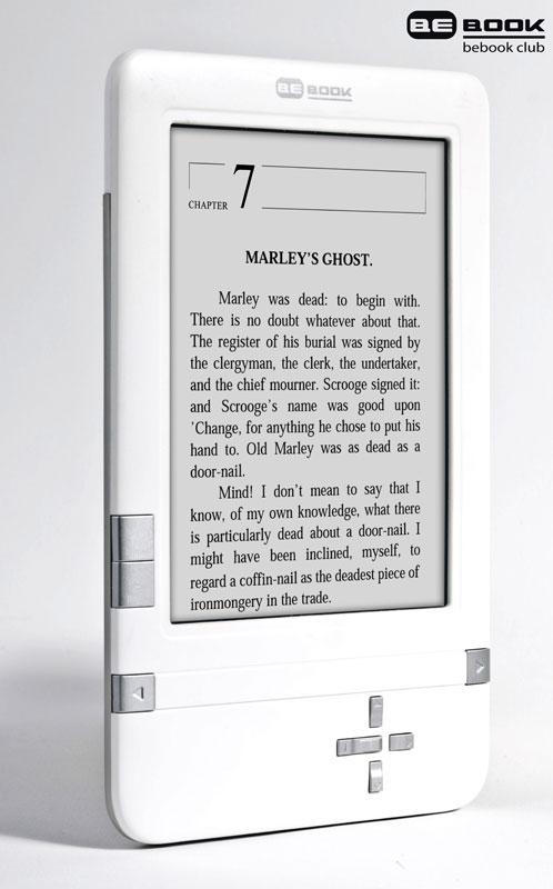 BeBook e-reader