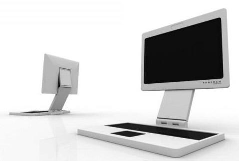 concept écran pliable
