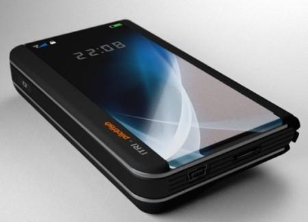 flex display phone
