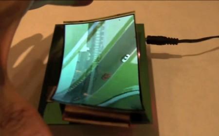 flexible screen nintendo